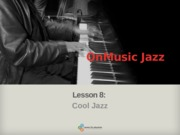 OnMusicJazzLesson8Outline