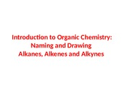 2-Introduction to Organic Chemistry