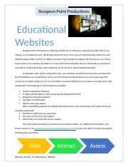 Ribaudo_Antone_1G_Educational_Website