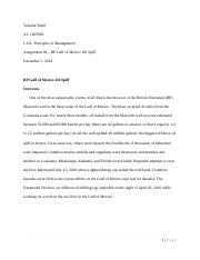 Principles of Management Assignment 8.docx