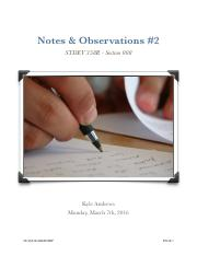 Notes & Observations #2.pdf