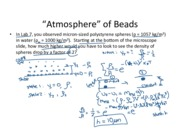 29. Atmosphere of Beads Annotated