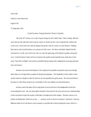 How to write a critical evaluation essay