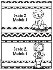 Grade 2, Module 1 Lesson by Lesson Interactive Notebook.pdf