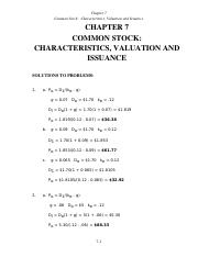 Chapter 7_Solutions_14thEdition.doc