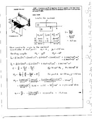 428_Mechanics Homework Mechanics of Materials Solution