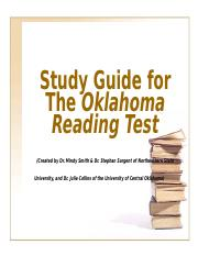 Study_Guide_-_Oklahoma_Reading_Test[2][1]-1