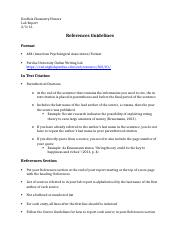 DesBois Chemistry Honors References Guidelines 15-16.docx