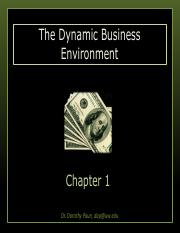 1. Dynamic Business Environment.pdf