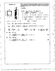 1275_Mechanics Homework Mechanics of Materials Solution