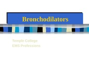 EmtBronchodilators