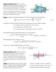 HW03 - vectors and forces