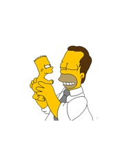 bart and homer 1