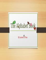 The Alphabet Book.pptx