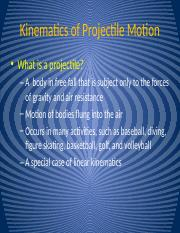 Kinematics of Projectile Motion.pptx