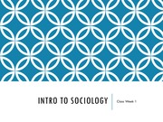 Content of Sociology