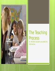 The Teaching Process PPT(4).ppt