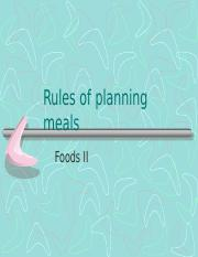 rules of meal planning2