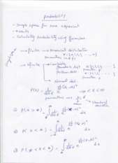 22 Normal Distribution Class Notes