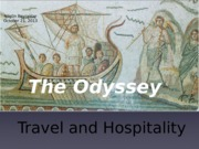 Lecture 6 The Odyssey.ppt