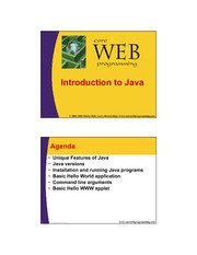 Java-Introduction