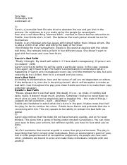 no exit final essay no exit final paper the play no exit by jean  1 pages worksheet 10