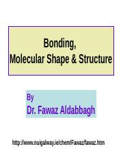 Semester 1-Bonding Lecture1.ppt