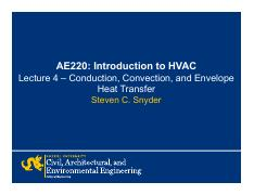 AE220_Summer2016_L4_Conduction_&_Convection