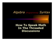 How_To_Speak_Math_in_Threaded_Discussions[1]