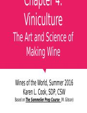 Chapter 04 Viniculture 062116