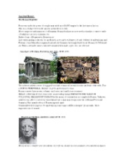 Ancient Rome Notes