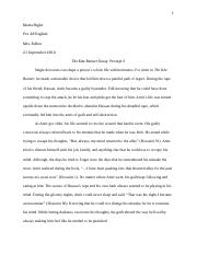 the kite runner documents course hero essay for the kite runner
