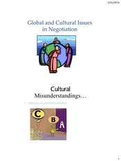 CrossCulturalNegotiations