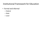 Institutional+Framework+for+Education