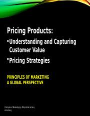 7 Pricing Products