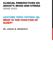 15-b-what is the function of sleep