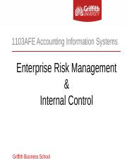 1103AFE ERM and Internal Control_with solutions(1)(1).pptx