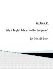 key_issue_2_why_is_english_related_to_other_languages_notes
