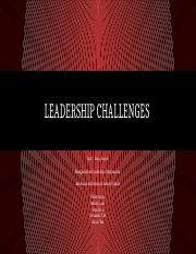 Unit 2 Group Project Leadership Challenges (1).pptx