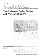 challenges in pro sport[1]
