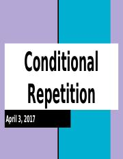 Lesson 8 - Conditional Repetition.pptx