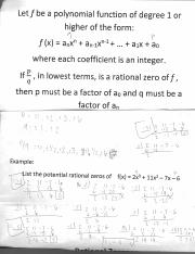 polynomial function 2