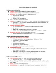 Physics CH.9Notes