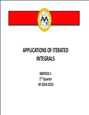 applications of iterated integrals.pdf