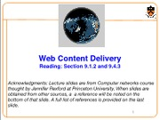 07WebContentDelivery