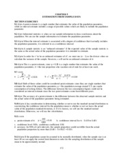 stats ch 9 solutions