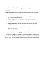 What is the difference between pitting and spalling.docx
