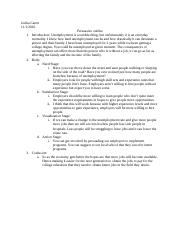 informative speech outline informative speech outline attention 1 pages persuasive outline