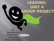 Unit 4 Group Project CORRECTED