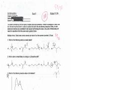 CH 235 Test 2 Questions and Answers